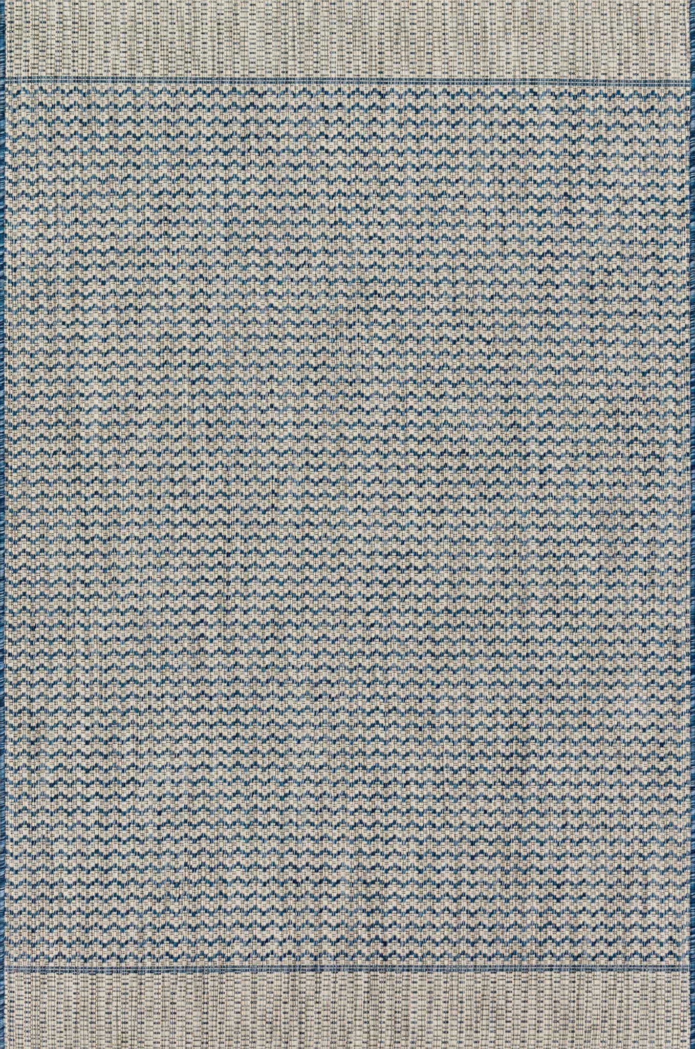YARD rug ISLE03GYBL face