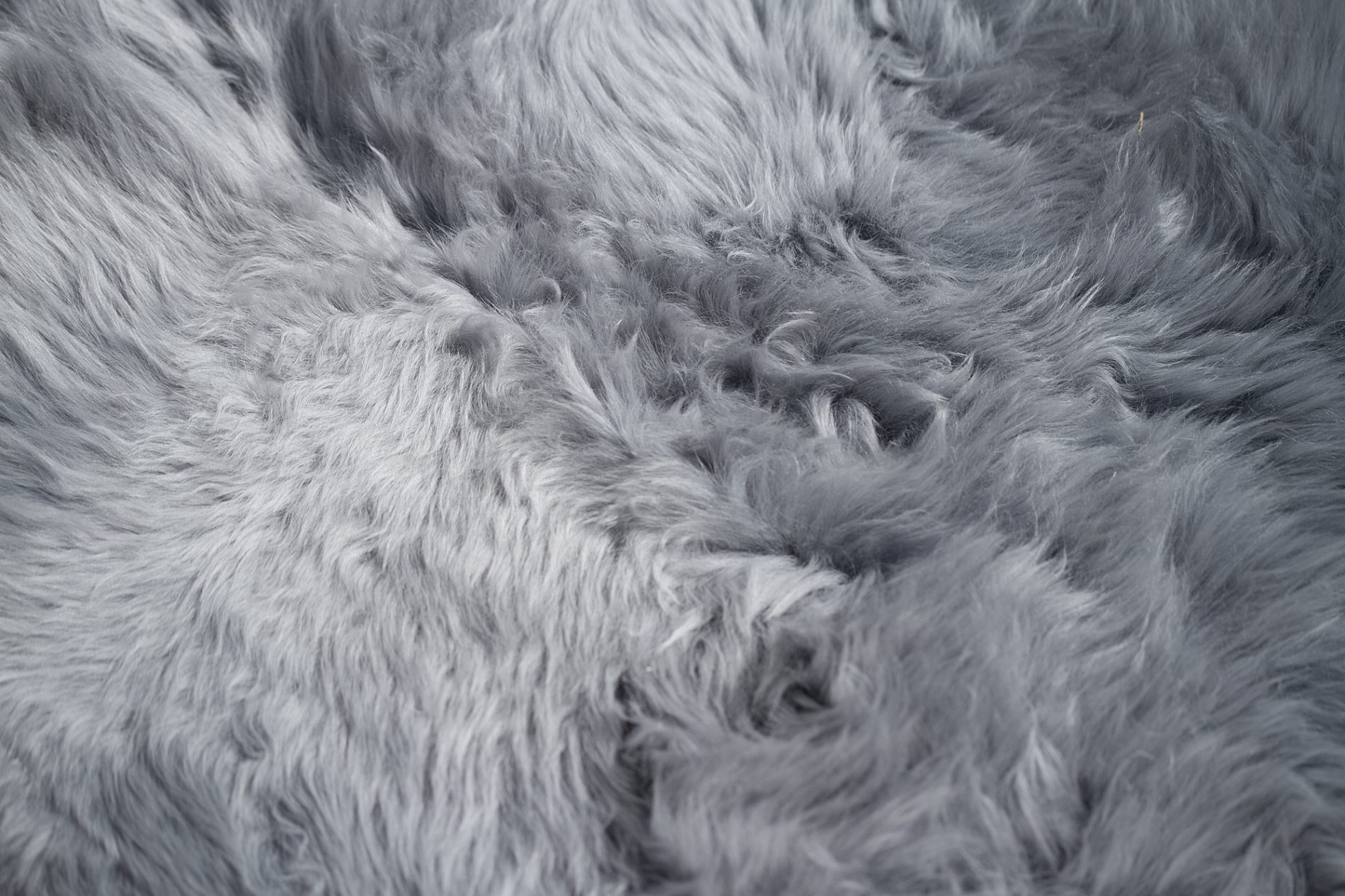NEWZE SHEEPSKIN DOUBLE-GREY ZOOM
