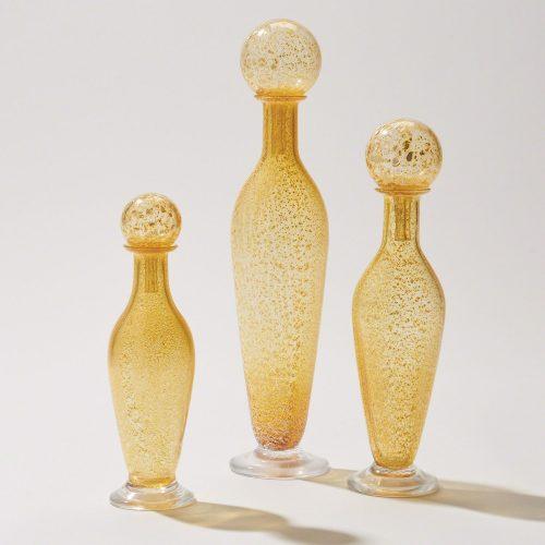 Bubble Stopper Bottle-Canary