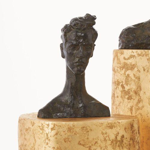 Human Form Sculpture-Bronze Verdi 2