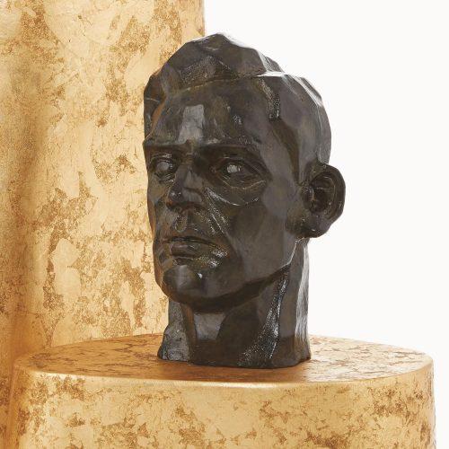 Human Form Sculpture-Bronze Verdi 3