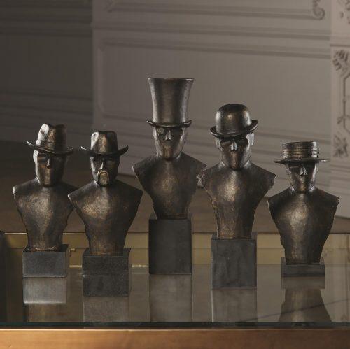Top Hat Sculpture